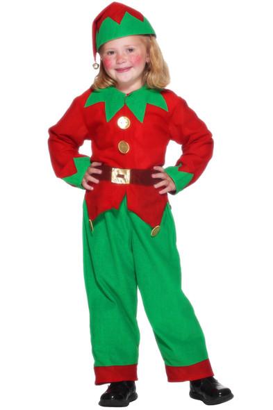 Deluxe Elf Costume