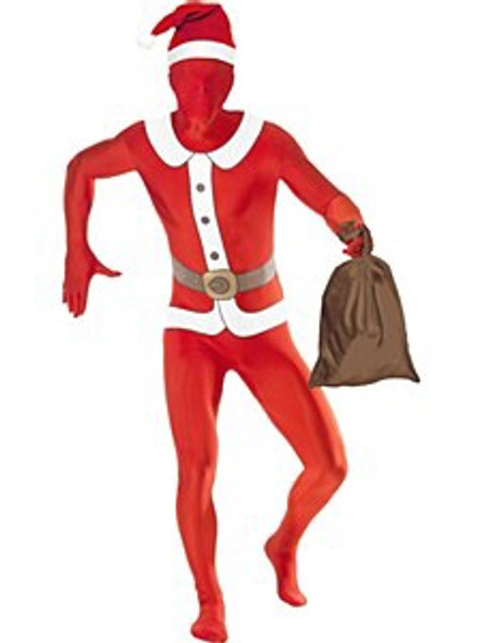 Mens Santa Second Skin