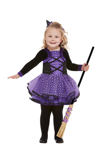 Toddler Pretty Witch Costume