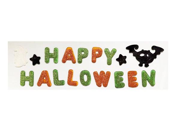 Cute Halloween Gel Stickers