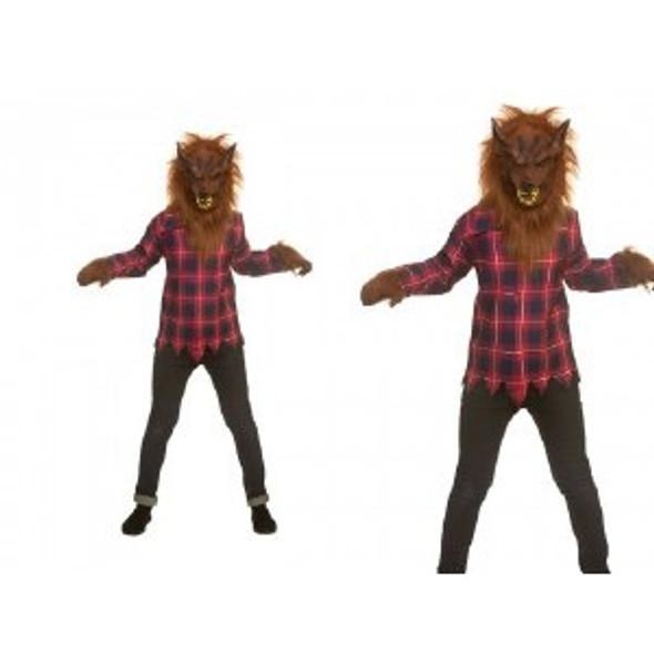 Wicked Werewolf Costume