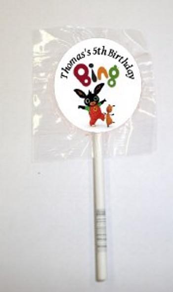 15Pk Bing Lollipops