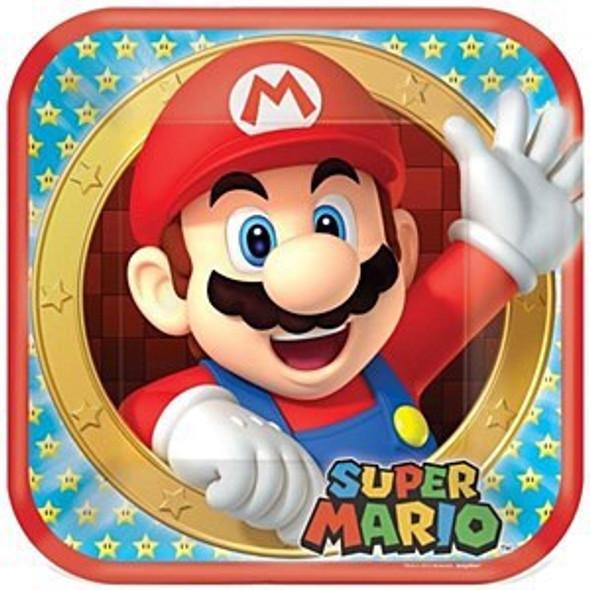 Super Mario Party Plates