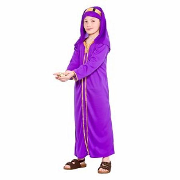 Purple Wise Man Costume