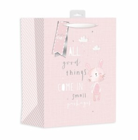Large Pink All Good Things Bag