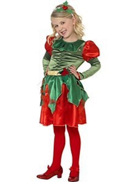 Holly Princess Costume