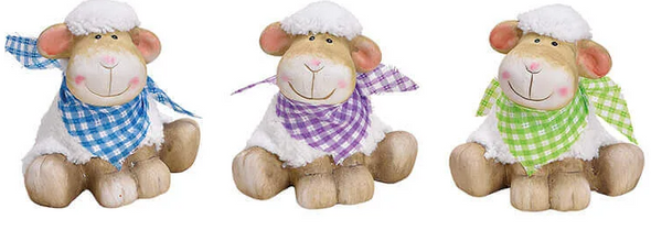 Cute Lamb Ornament