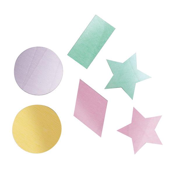 Pastel Foil Confetti
