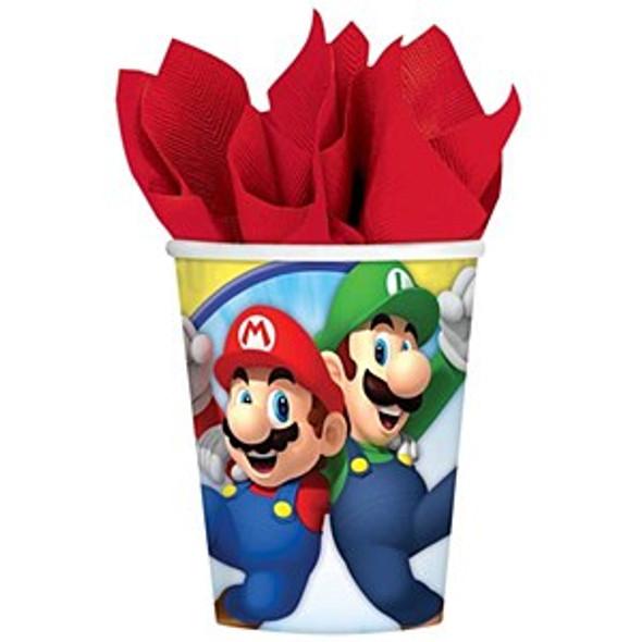 Super Mario Party Cups