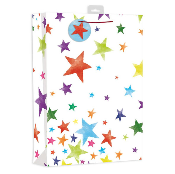 Extra Large Bright Stars Gift Bag