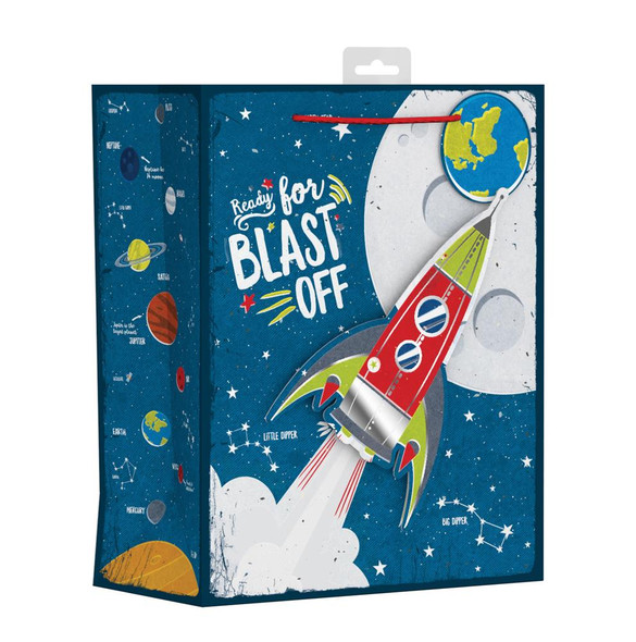 Large Space Gift Bag