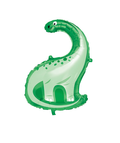 Brontosaurus Supershape Foil Balloon