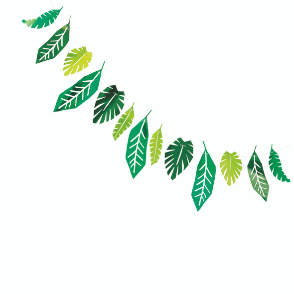 Safari Leaf Garland