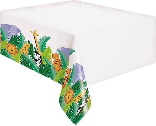 Safari Animal Party Tablecover