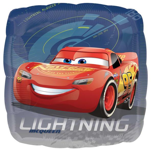 Cars 3 Lightning McQueen Foil Balloon