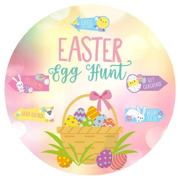 Personalised Easter Egg Hunt Pinata