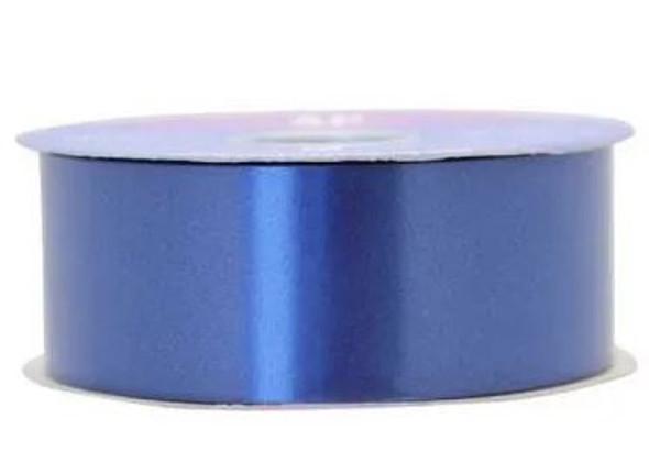 Navy Blue Polypropylene Ribbon