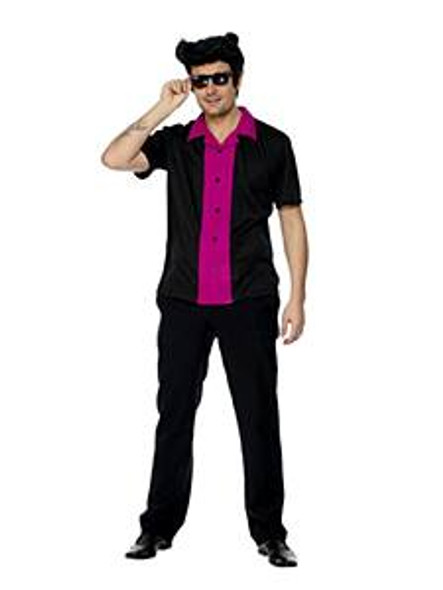 Bowling Shirt Pink