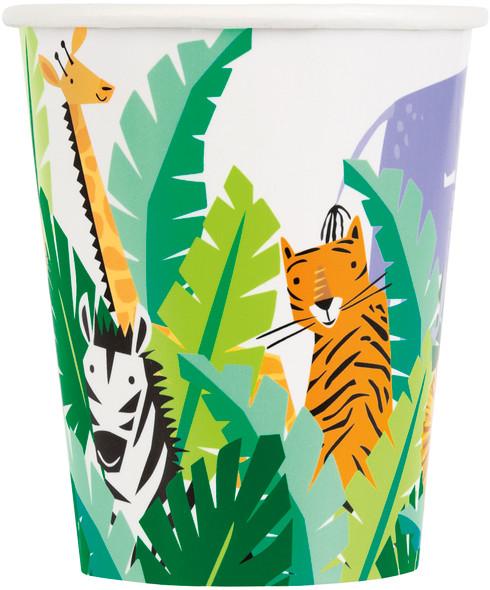 Safari Animals Cup