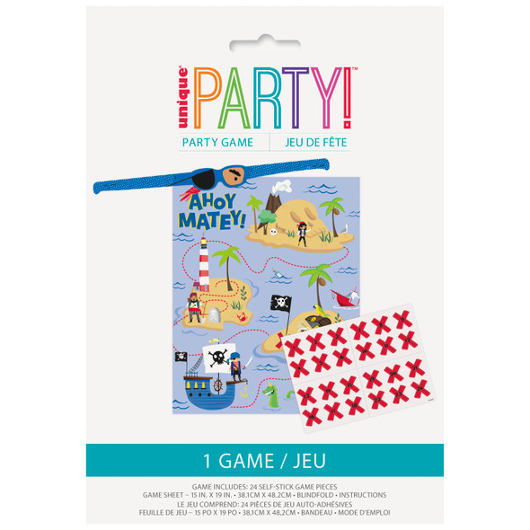 Pirate Ahoy Party Game