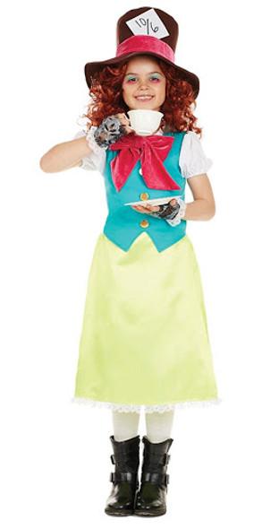 Little Miss Hatter Costume