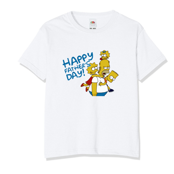 Simpson's Father's Day T-shirt