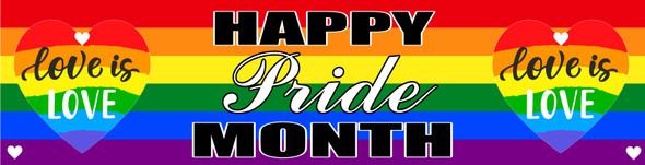 Personalised Pride Banner