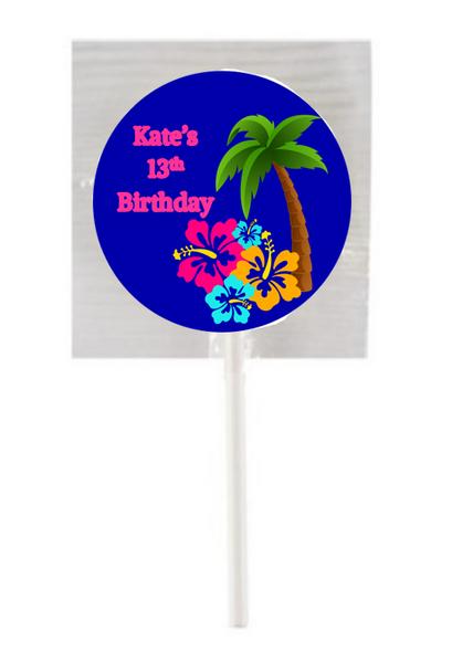 15PK Hawaii Lollipops