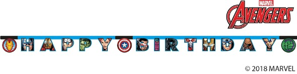 Avengers Mighty Banner