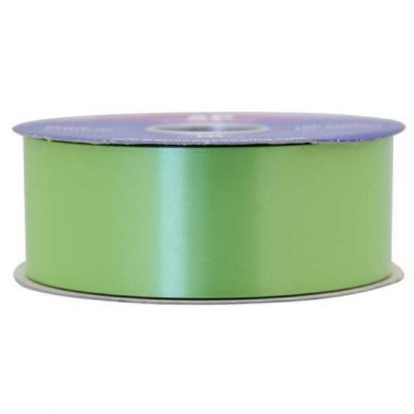 Lime Green Polypropylene Ribbon