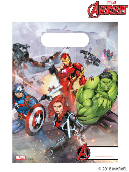 Avengers Mighty Party Bags