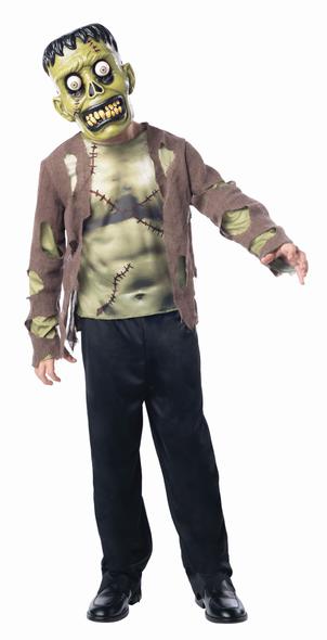 Googly Eye Franken Costume