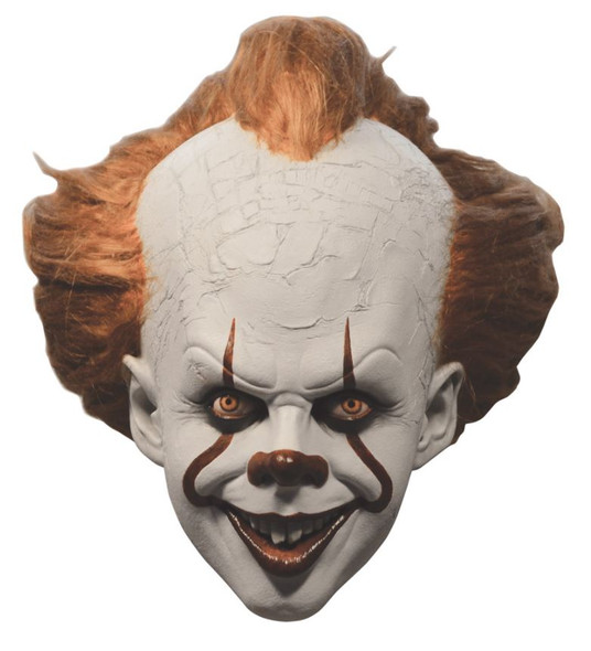 Deluxe Pennywise IT Mask