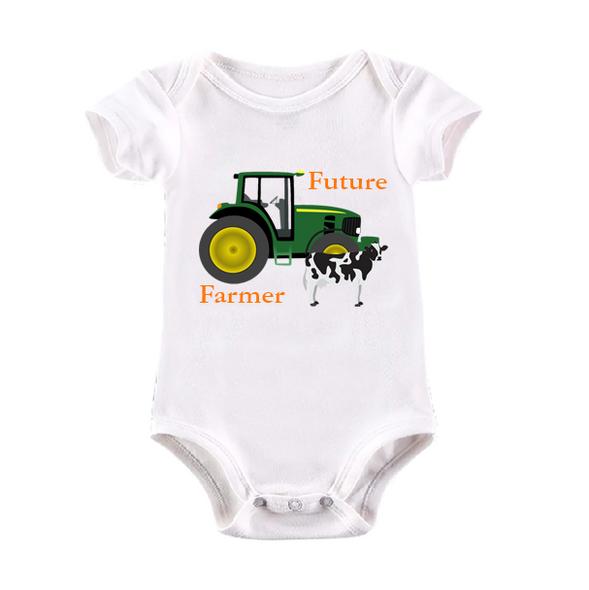 Future Farmer Baby Vest