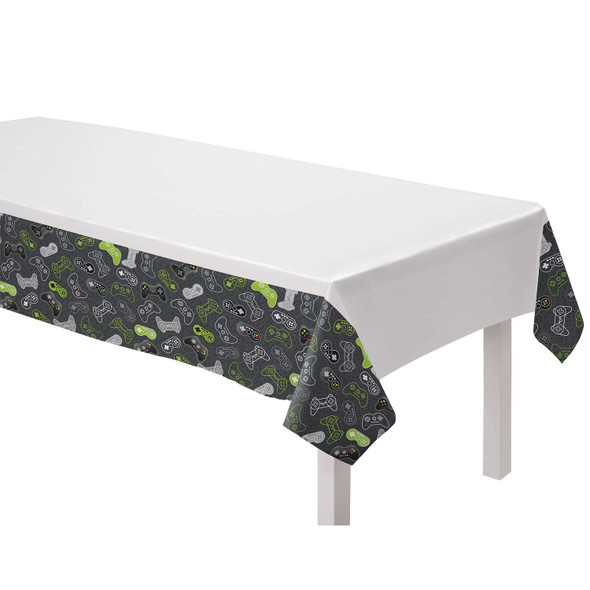 Level Up Paper Tablecover