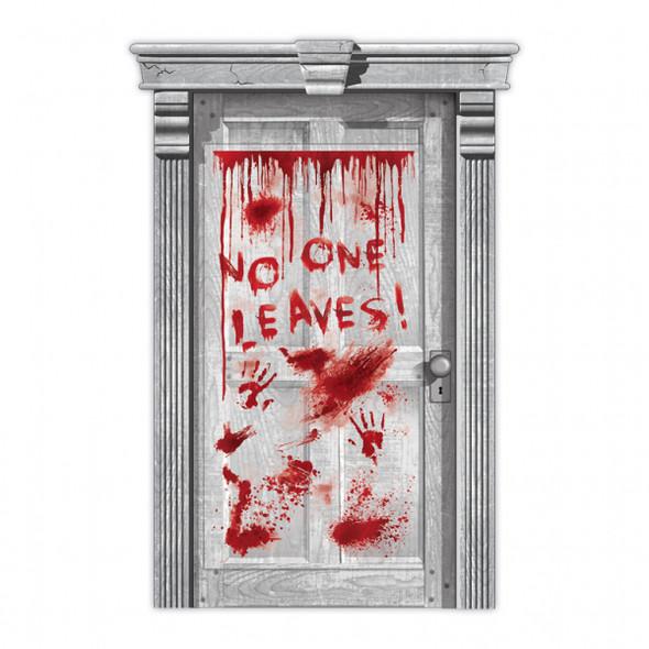 Dripping Blood Door Cover