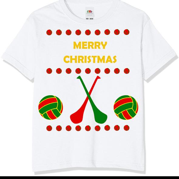 GAA Christmas T-Shirt,