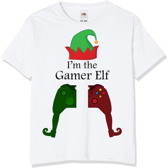 I'm The Gamer Elf T-Shirt,