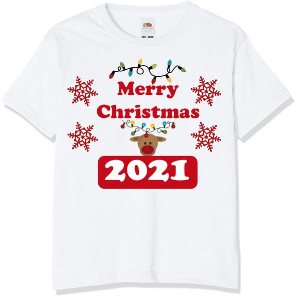 Merry Christmas 2021 T-Shirt