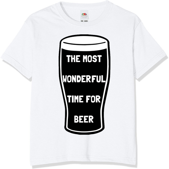 The Most Wonderful Time For Beer T-Shirt