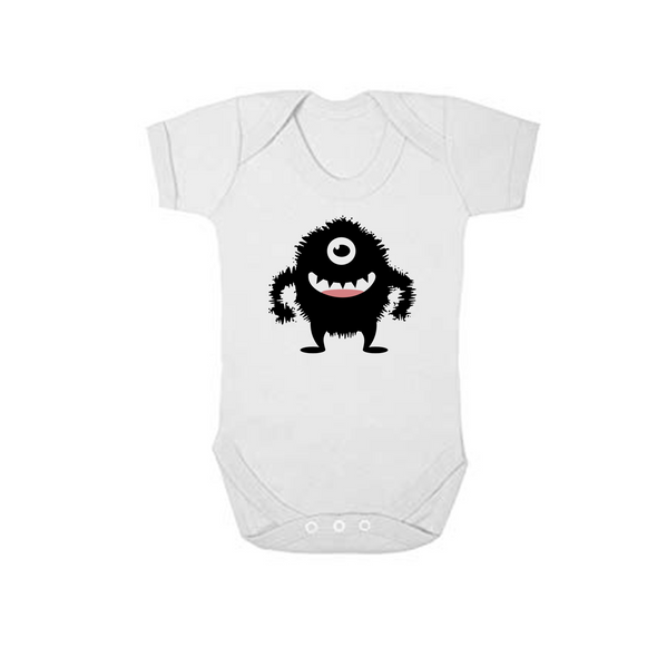 Monster Baby Vest