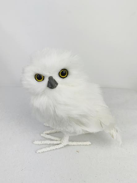 Winter Owl Decoration