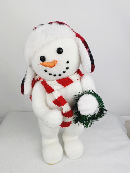 Cute Christmas Snowman Decoration