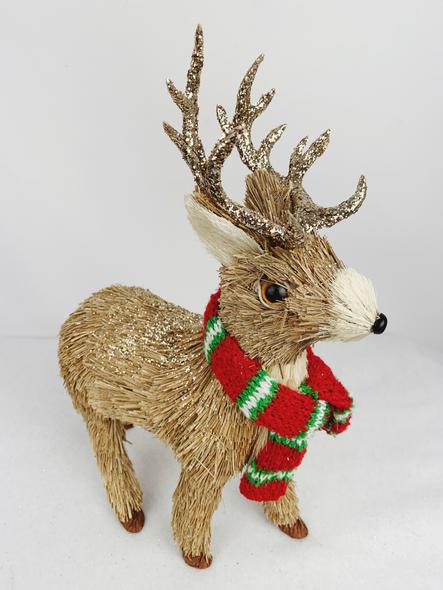 Christmas Daddy Deer Decoration