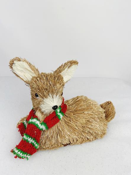 Christmas Mammy Deer Decoration