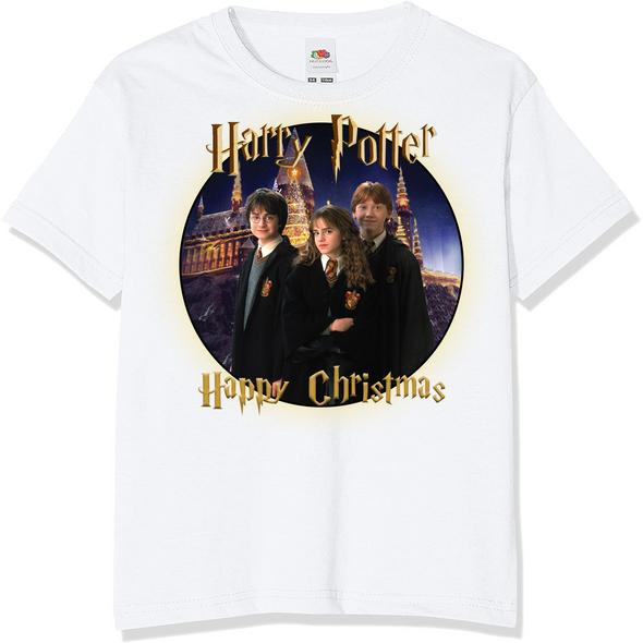 Harry Potter Christmas T-Shirt,