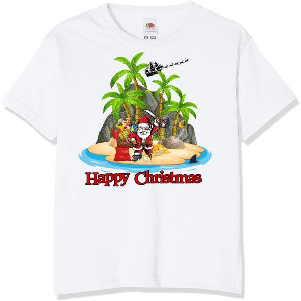 Pirate Christmas T-Shirt,