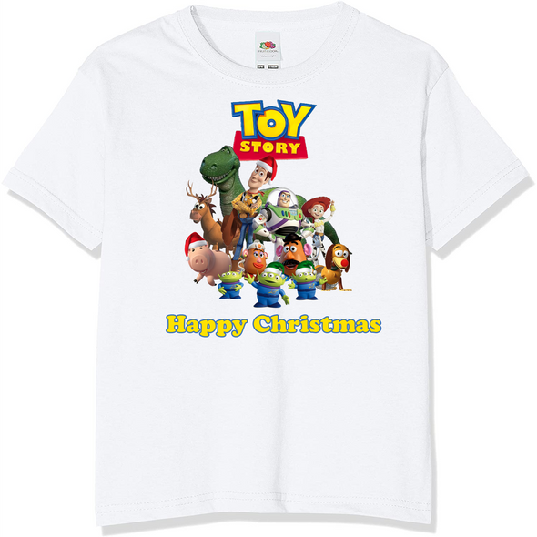 Toy Story Christmas T-Shirt,