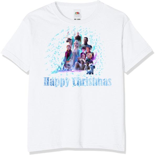 Frozen Christmas T-Shirt