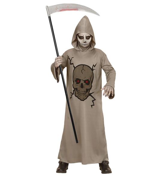 Boys Skull Master Costume